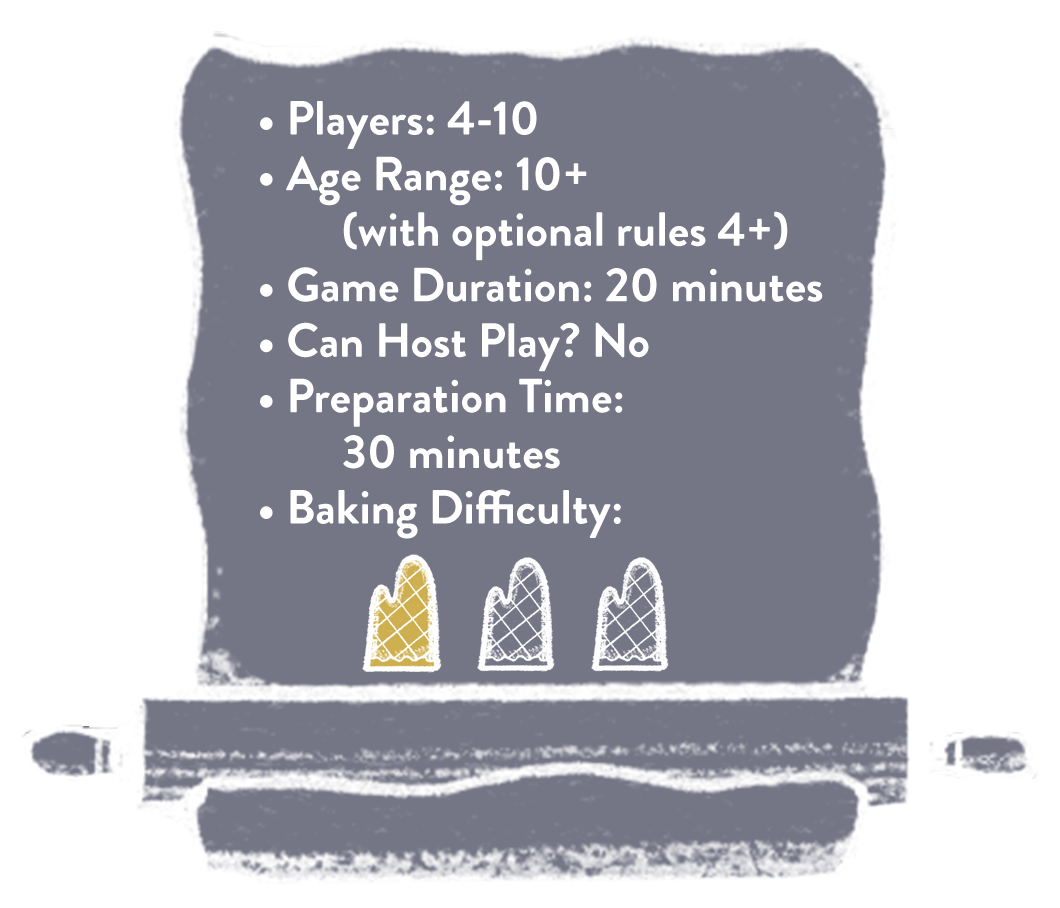 The Games Edible Games